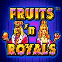 Игровой автомат Fruitsnroyals