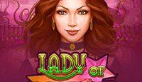 Игровой автомат Lady Of Fortune
