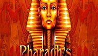 Игровой автомат Pharaoh's Gold lll