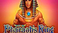 Игровой автомат Pharaon's Ring