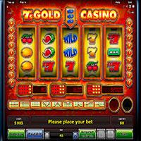 Игровой автомат Seven's Gold Casino
